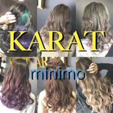 total beauty salon KARAT所属の★CHIE★