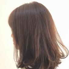 Hair esthe HAAAT所属の五百竹歩夢