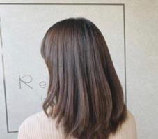 髪質改善ヘアエステサロンRelacion所属の花ヶ崎もも