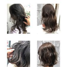 Hair make un所属の寺田真歩
