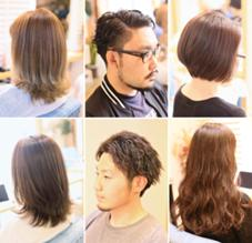 Rebeach hair resort【リビーチ ヘア リゾート】所属のRebeach hair resort