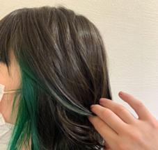 hairsalonRien本店所属の根岸めぐみ