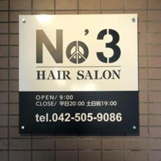 NO3所属の矢ヶ崎航平