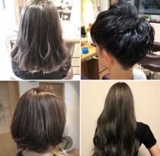 ✨憧れの艶髪へ!✨カラーモデル、縮毛矯正モデル募集❗️トリートメント&縮毛矯正でツヤサラヘアーに!