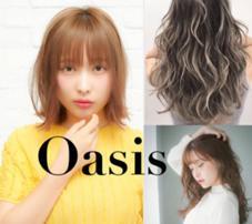 Oasis 蒲田店所属の志村翼