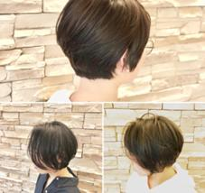 C'bon hair salon neaf所属のYANAISATOMI