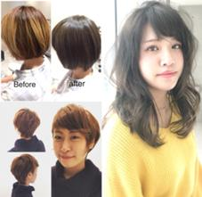 Opus hair  salon所属の二ノ宮陵寛