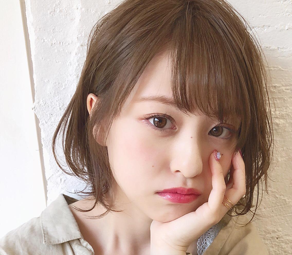 ‼️当日ok❤️学生歓迎❤️人気店店長担当‼️◎ボブニスト◎赤みさよなら、アッシュカラー✨最大70%オフ!!