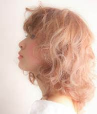 hair&spa an contour所属のミツケマミコ