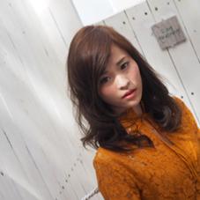 Hair&Make EARTH所属の川崎友稀