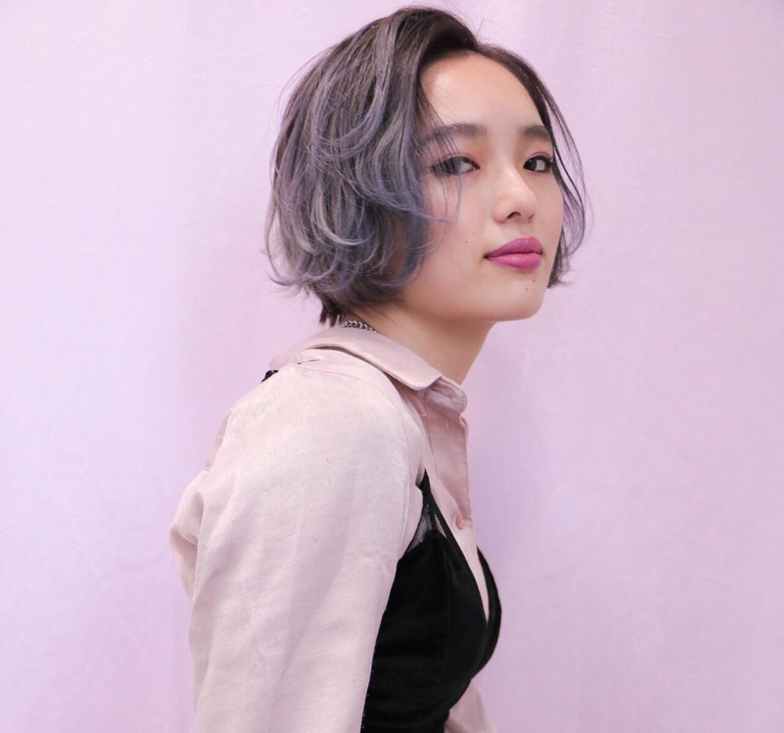 【JR西宮 徒歩30秒】関コレヘアメイク担当の女性ディレクターが直接担当❤️cut➕color¥3800⁉️