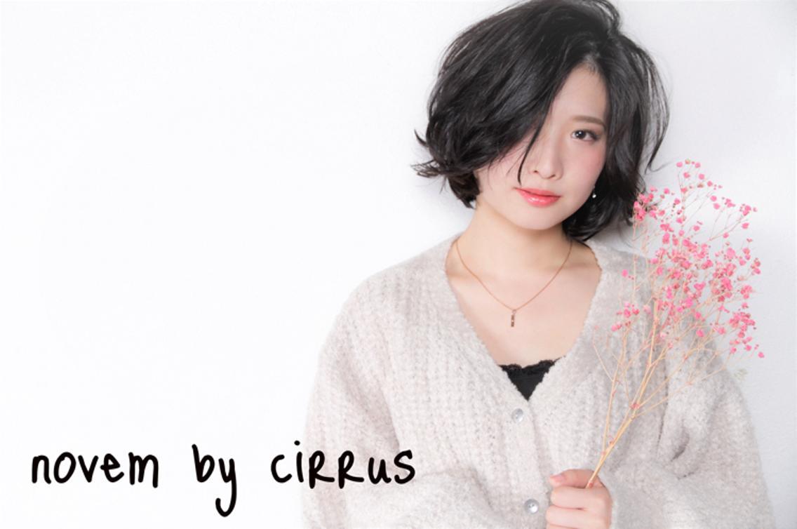 《京都市役所novem by cirrus》撮影モデルさん&サロンモデルさん募集です。