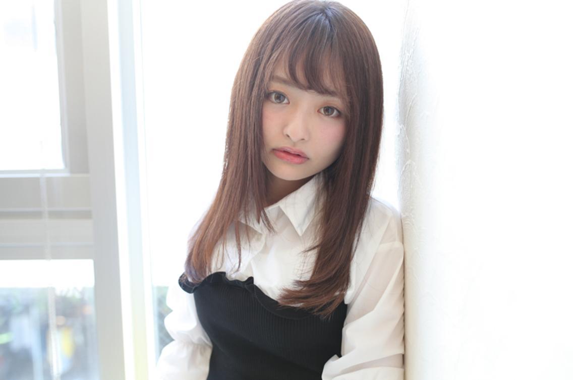 《福岡天神》 トレンドスタイル☆FLEARgenerous 透明感カラー似合わせカット メンズOK