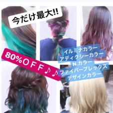 hair&make krest所属の瀬戸一菜
