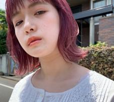 LACO hair&spa所属の岩崎こなつ