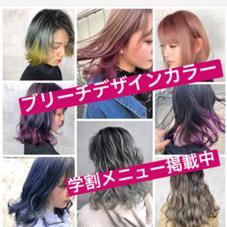 hair&make EARTH所属のツダケイタロウ