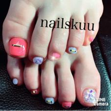 nails  KUU所属のnails KUUネイルズクゥ