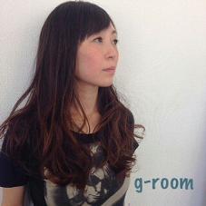Hair Salon g-room所属の大山雅矢