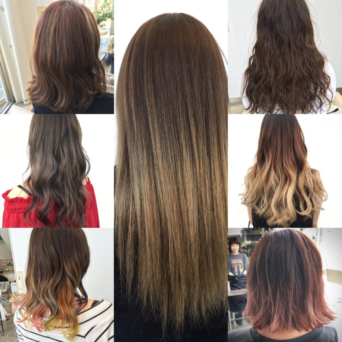 ミニモ特別料金!新規の方30%off☆ナチュラルから外国人風、派手髪までやりたいイメージの再現度とお家での再現性にこだわっています!