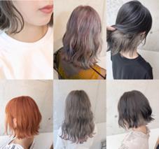hair salon LISALISA所属の武田龍二