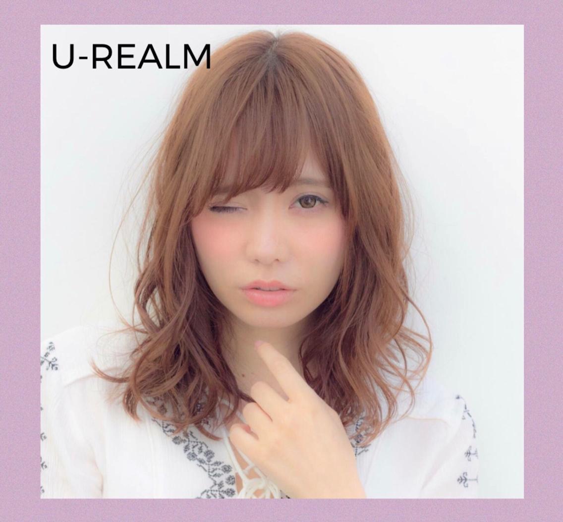 表参道の超有名店!U-REALM(ユーレルム)!ミニモ特別割引!最大55%OFF!!全メニュートリートメント付き!
