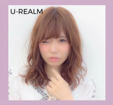 U-REALM所属の【店長】 安達優生