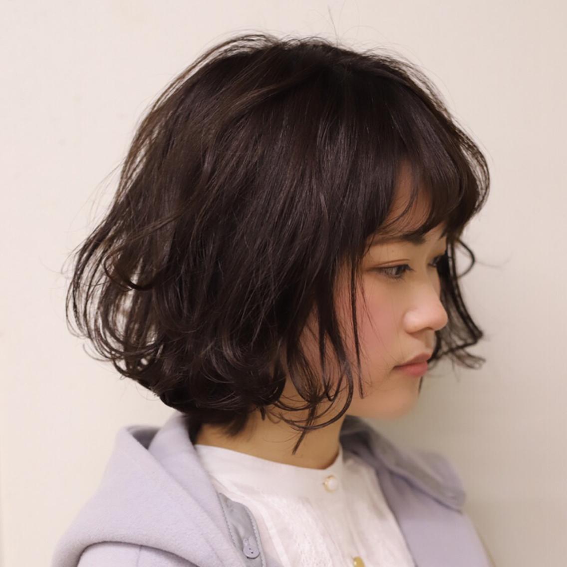 レディースカットモデル募集(30代後半~)