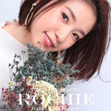 ROCHIE  (Happiness clover 八木店 内)所属の内田江里華