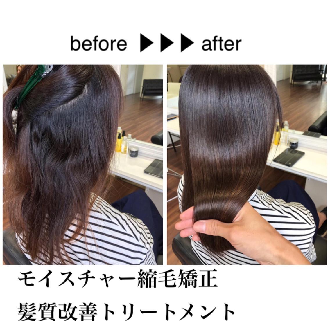 【熊本下通】✨アディクシーカラー✨読者モデルカラー✨髪質改善ストレート✨髪がきれいになれる美容室✨