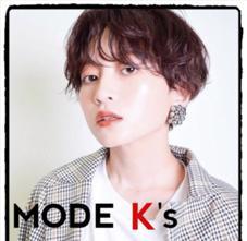 MODEk's所属の【副店長】山本勝志