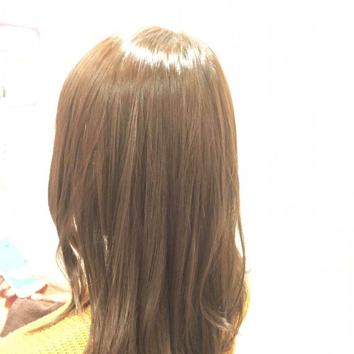 """""""春限定""""桜スパ〜5月末まで、学園前駅から徒歩5分の美容室、FLOVE seed"""