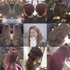 RIZE hair brand所属の吉本yoshimoto