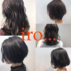 iro...所属の菊地好海