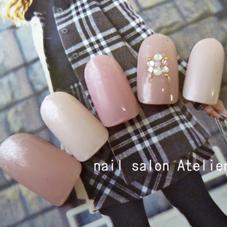nail salon Atelier所属のnail salonAtelier