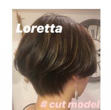Loretta所属の本橋千波