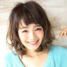 Agu hair nicol所属のAgu hairnicol  富谷店