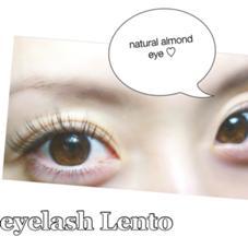 eyelash Lento所属のアイラッシュレントHANA