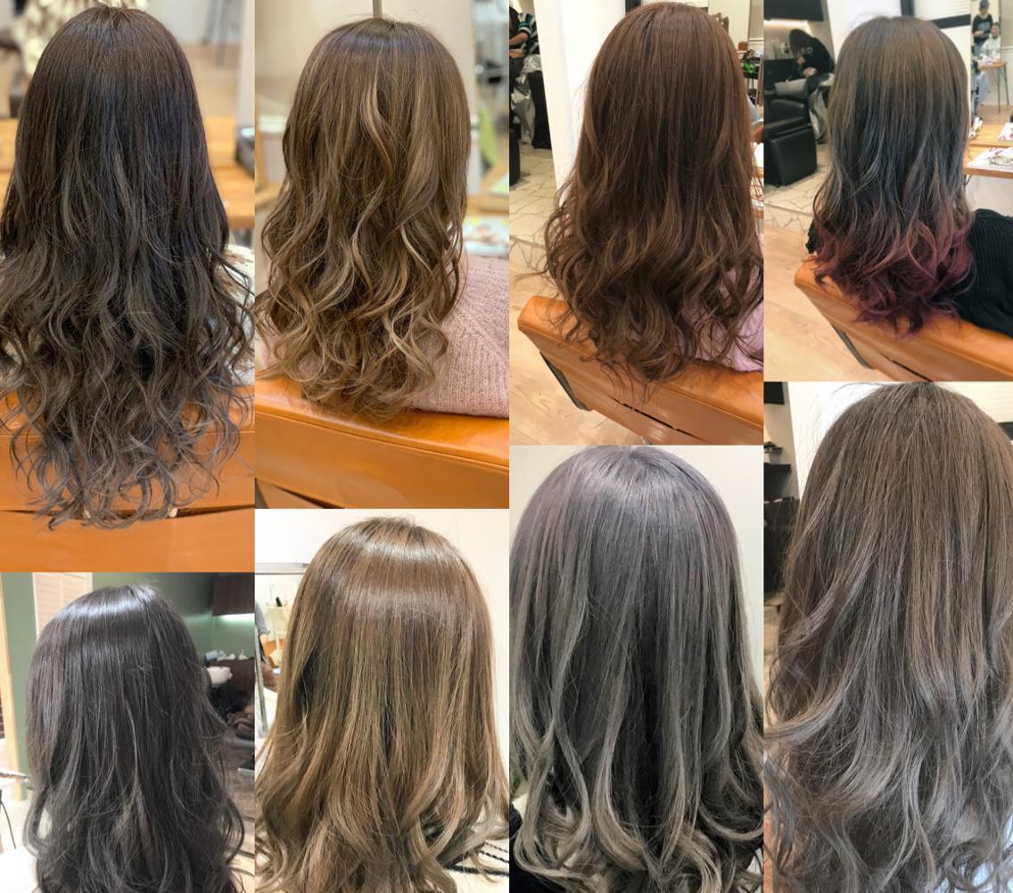 ㊗️ハイトーン&グラデーションカラー特化美容師㊗️2017年流行るカラーや外国人風グラデーションカラーならお任せ下さい(o^^o)!!赤系カラーには力を入れてます‼️周りと差を付けるならお早めに!!