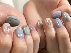 nail atelier couleur所属のnaomi♡