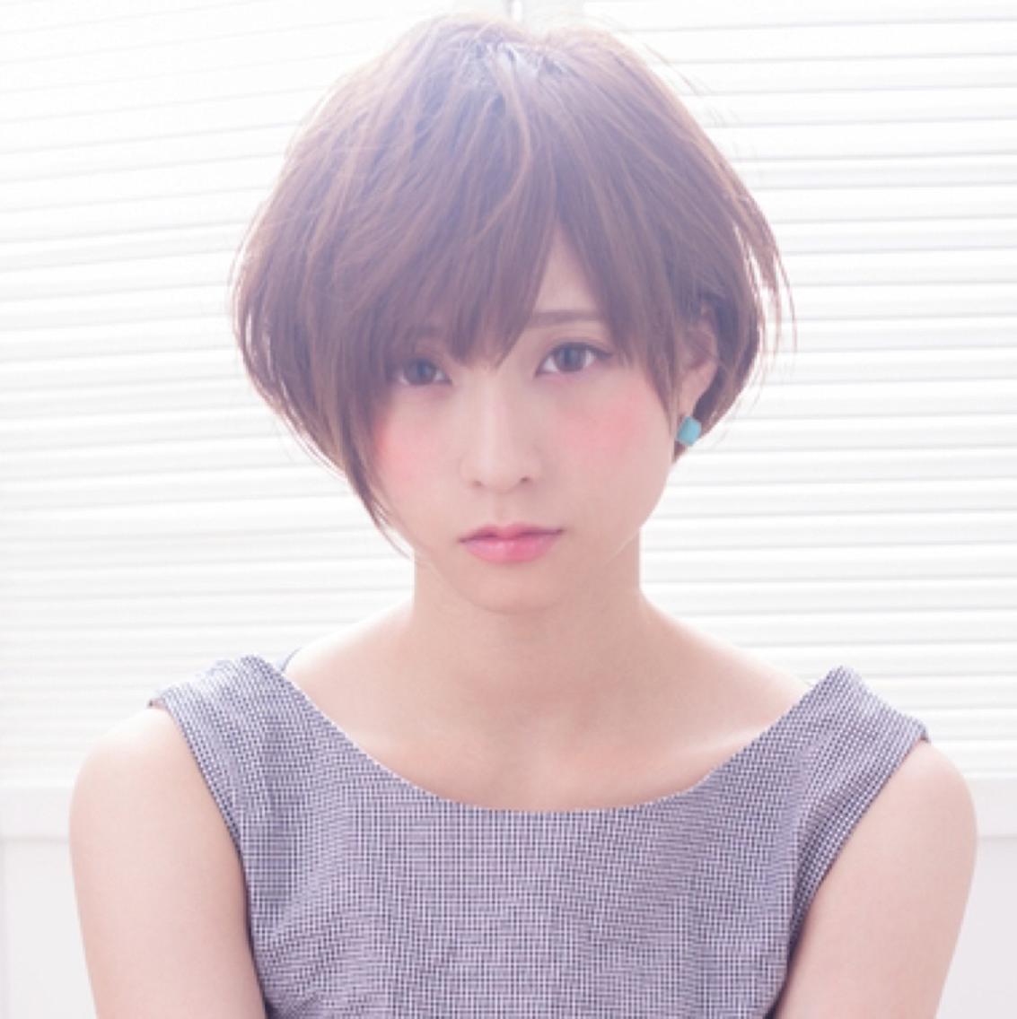 自由が丘の有名店スタイリスト♡20時〜限定で無料カットモデル!ショート限定!