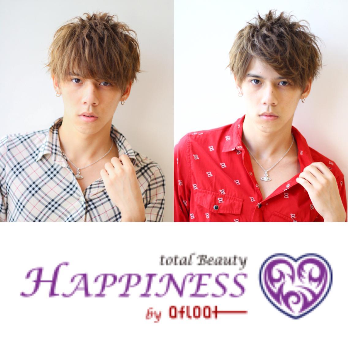 4月限定でミニモします!【メンズ専属スタイリスト】Happiness by afloat 百田昌宏