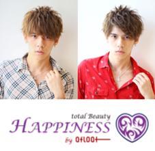 【メンズ指名NO.1✨】Happiness by afloat、minimo特別キャンペーン❗️