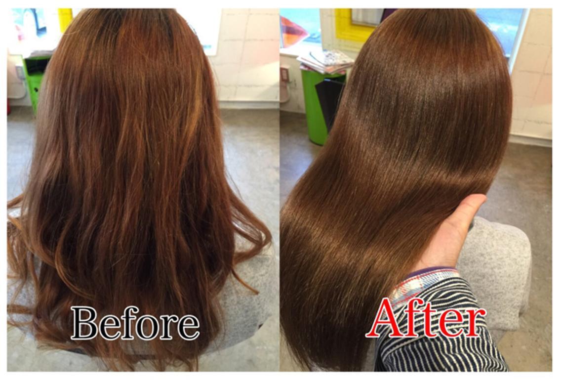 守山市唯一の髪質改善美容室❗オーダーメイド艶髪ヘアエステでつい触りたくなるような美髪に❗
