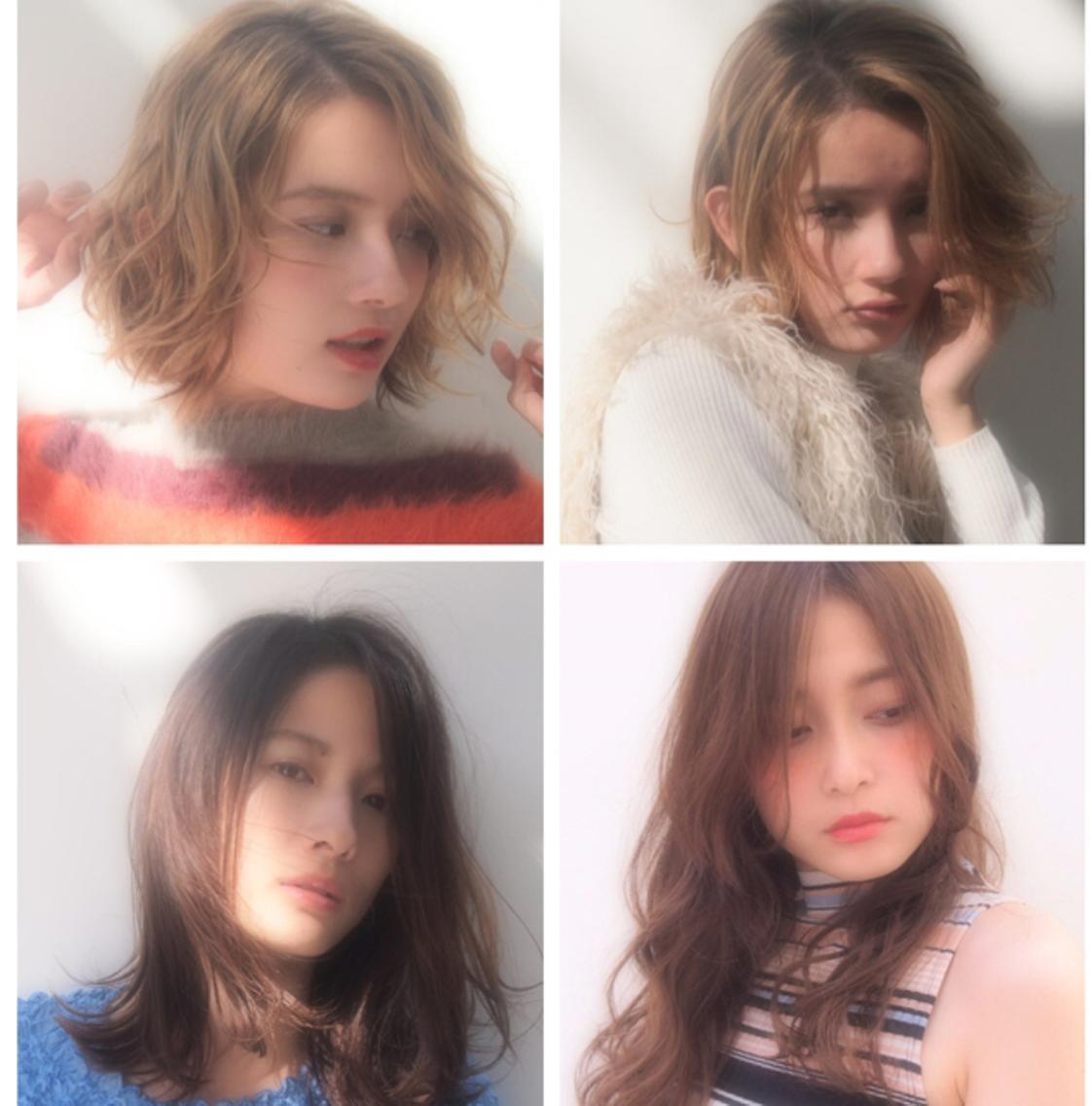 雑誌掲載多数の表参道サロン☆minimo特別価格です(*^^*)