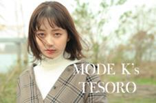 MODE K's  TESORO所属のこまだりょう