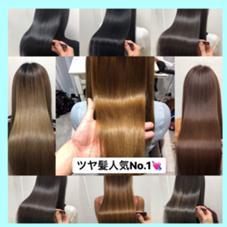 💘髪質改善No1.ChucolabyONE's💘所属の⭐️髪質改善美容師スズキカノト⭐️