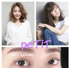 peTiT eyebeauty所属のpeTiTeyebeauty