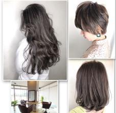 hair&make NOISM-elua-所属の山本ゆりあ