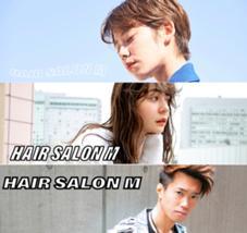 hairsalon M 川越所属の嶋津大地