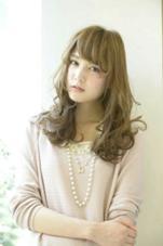 【渋谷】当日OK❗透明感♪外国人風ヴェールカラーand艶トリートメント4500円